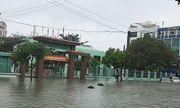 Ngày mai (10/12), gần 2.000 học sinh Đà Nẵng nghỉ học vì mưa ngập