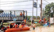 Cập nhật tình hình mưa lũ tại miền Trung: Con số thiệt hại đang tăng cao