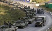 Nga đưa 2.600 xe bọc thép, 1.120 xe tăng sát sườn biên giới Ukraine giữa lúc căng thẳng
