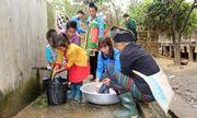 Tập huấn chương trình mở rộng quy mô vệ sinh và nước sạch nông thôn đến xã  có 170 hộ nghèo