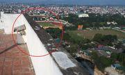 Làm rõ nghi vấn khiến bé trai 3 tuổi tử vong ở sân chung cư tại Nghệ An