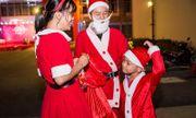 Nhạc hội mừng Giáng sinh do LDG Group tổ chức: Tưng bừng và sôi động