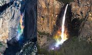 Clip: Chiêm ngưỡng khoảnh khắc thác nước