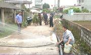 Hưng Yên: Hết năm 2018 đạt 80% người dân có nước sạch