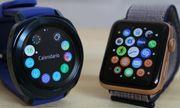 """Vượt qua các đối thủ, """"gã khổng lồ"""" Apple tiếp tục thống trị thị trường smartwatch"""