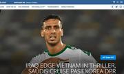 FIFA ví trận Việt Nam - Iraq như