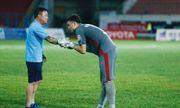 Đặng Văn Lâm viết tâm thư xúc động chia CĐV để sang Thái Lan thi đấu