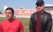 Video: Thủ môn Văn Lâm nghẹn ngào nói lời chia tay CĐV Hải Phòng để sang Thái Lan