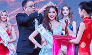Người đẹp Khánh Hòa đăng quang Á hậu 2 Miss All Nations 2019