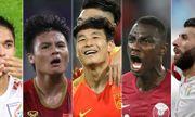 Cầu thủ Trung Quốc vượt mặt Quang Hải trong cuộc đua giành bàn thắng đẹp nhất Asian Cup 2019