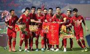 Dàn tuyển thủ Việt Nam chúc mừng năm mới: Fan phát hiện Đoàn Văn Hậu