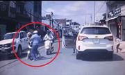 Video: Phẫn nộ cảnh người đàn ông đánh phụ nữ ngay chiều mùng 1 Tết