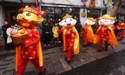 Các quốc gia châu Á lung linh rực rỡ trong ngày lễ đón Tết Nguyên Đán 2019