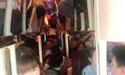 """Xử phạt xe khách 40 chỗ ngồi """"nhồi"""" đến 60 hành khách"""