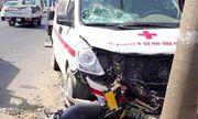 Tin tai nạn giao thông mới nhất ngày 12/2/2019: Tài xế ngủ gục tông xe máy khiến thai phụ mất con
