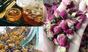 Trà hoa khô nhập nhèm nguồn gốc, khó kiểm soát chất lượng