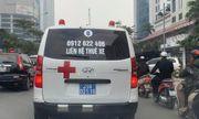 Thực hư việc Bệnh viện Việt Đức cho thuê xe cứu thương?