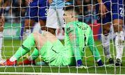 Thủ môn Kepa bào chữa việc chống đối HLV sau khi để thua Man City