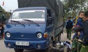 Hà Tĩnh: Bắt tài xế chở xe gỗ lậu tông 2 chiến sĩ CSGT bị thương