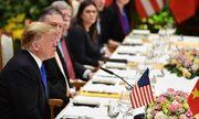 Thực đơn bữa trưa đầu tiên của ông Trump tại Việt Nam có gì đặc biệt?