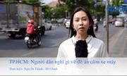 Clip: Đề án hạn chế xe cá nhân, người dân ủng hộ?