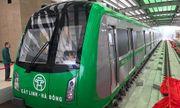 Đường sắt Cát Linh - Hà Đông dự kiến giá vé 30.000 đồng/ngày