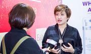 Thương hiệu mỹ phẩm Edally – Coréana hút khách trong ngày đầu của triển lãm Inter Beauty Vietnam