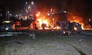 """Thủ đô Somalia lại tiếp tục """"rung chuyển"""" vì bom xe, 13 người thương vong"""