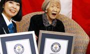 Cụ bà 116 tuổi ở Nhật Bản được công nhận là người thọ nhất thế giới