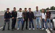 Vụ nhóm thanh niên dàn hàng chụp ảnh trên cao tốc: Khá