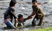 Indonesia: Lũ quét khiến ít nhất 42 người thiệt mạng, nhiều nhà cửa bị phá hủy
