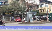 Ba Đình, Hà Nội: Dự án bãi đỗ xe thông minh