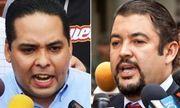 Venezuela: Bắt tham mưu trưởng của thủ lĩnh đối lập Juan Guaido