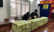 Video: Cận cảnh 300kg ma túy trong đường dây mua bán xuyên quốc gia