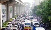 Hà Nội đề xuất cấm xe máy vào giờ cao điểm trên 6 tuyến phố