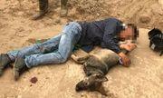 Người đàn ông nghi trộm chó bị vây đánh hội đồng ở Hưng Yên