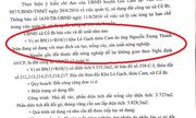 Hà Nội: Công an xã Cổ Bi, Gia Lâm bị