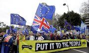 Hơn 1 triệu người biểu tình phản đối 'vụ ly hôn' của Anh và EU