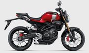 Lộ diện mẫu xe Honda CB150R giá