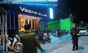 Đột kích quán bar ở Huế, phát hiện 100 người dương tính với ma túy