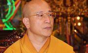 Trụ trì chùa Ba Vàng bị tạm đình chỉ những chức vụ gì trong Giáo hội Phật giáo Việt Nam?