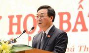 Phú Thọ họp bất thường bầu Chủ tịch HĐND và UBND tỉnh