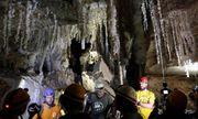 Israel phát hiện hang muối dài nhất thế giới gần nơi có điển tích Kinh thánh