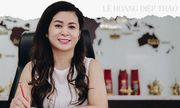 Sau ly hôn, bà Lê Hoàng Diệp Thảo lọt top 10 phụ nữ giàu nhất Việt Nam?
