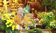 Trụ trì Thích Trúc Thái Minh từ chối trả lời về việc tổ chức bắt ma, áp vong tại chùa Ba Vàng