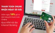 Giảm ngay 10% khi mua hàng và thanh toán online tại giadungsato.com