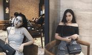 Bạn gái Hà Đức Chinh