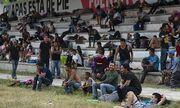 Mỹ điều thêm 750 sĩ quan tới biên giới nhằm ngăn chặn dòng người di cư