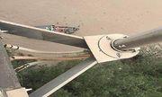 Điều tra nguyên nhân 9X Hải Phòng nhảy cầu tự tử