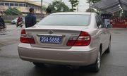 Cục Đăng kiểm lên tiếng vụ xe ô tô có 2 biển số xanh ở Ninh Bình